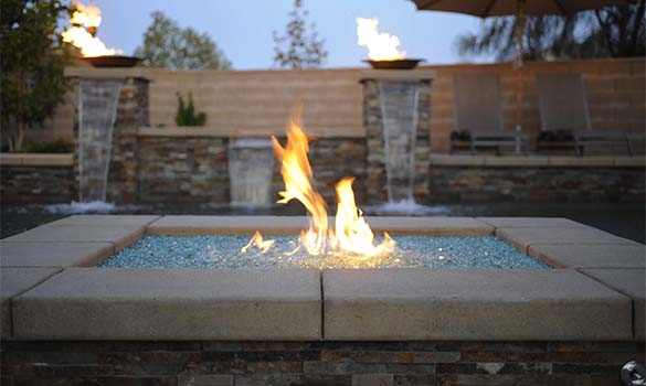 Outdoor Gas Products & Fire Pits